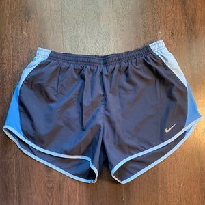 Nike Lined Dri Fit Shorts